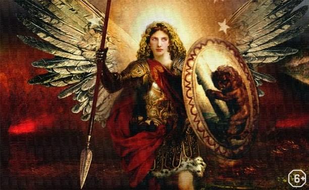 Куликово полеведение: Воинство небесное