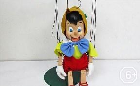 Творческая мастерская Мадам Бох'Ту: итальянская кукла-марионетка