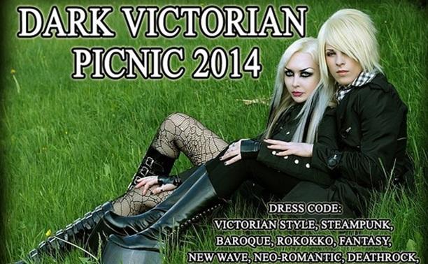 Dark Victorian Picnic 2014