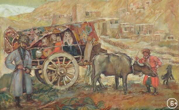 Ковровое искусство Дагестана
