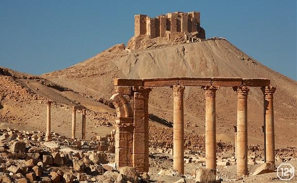 Путь на Восток. Пальмира – невеста пустыни