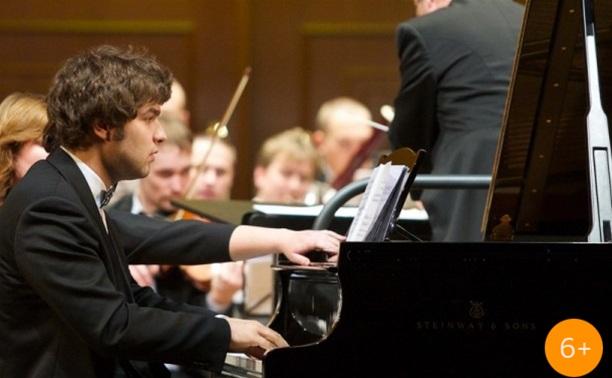 Дуэт Максим Пурыжинский (фортепиано) и Елена Корженевич (скрипка)