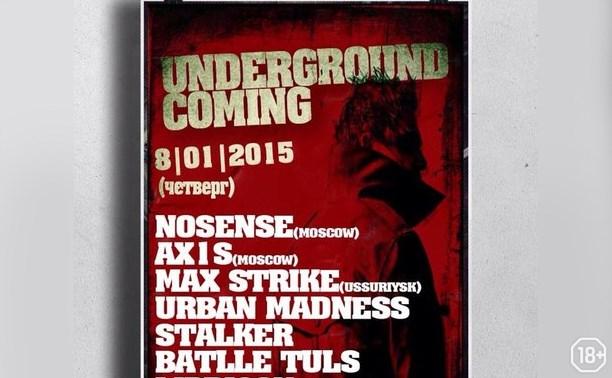 Underground Party