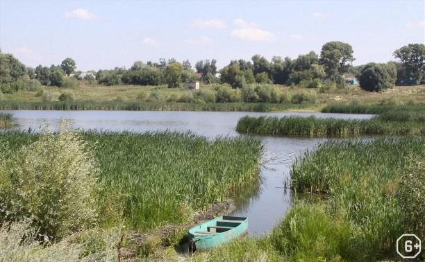 Ивановские шлюзы на Куликовом поле