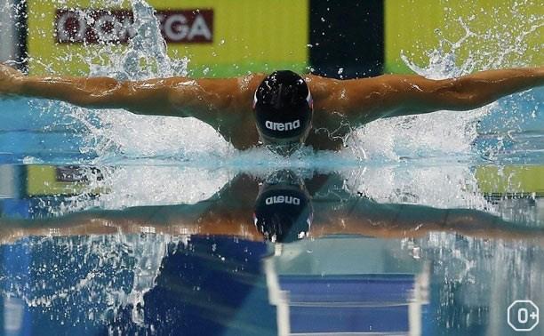 Открытый чемпионат Тулы по плаванию