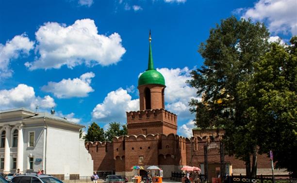 День города. Тульский Кремль