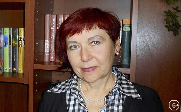 Творческий вечер Тамары Крючковой