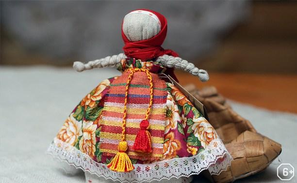 Кукла Поскосница