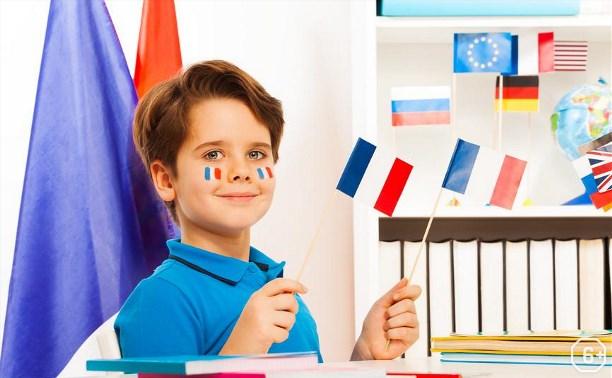 Спектакль на французском языке