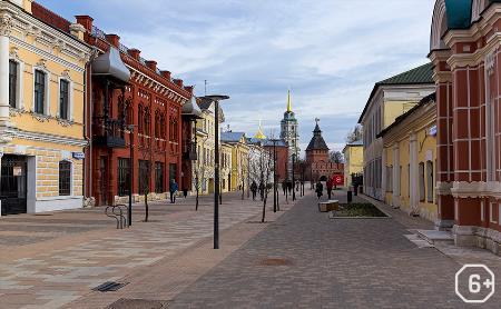Пешая экскурсия вокруг кремля с мастер-классом «Филимоновская игрушка» – «Вдоль по Пятницкой»