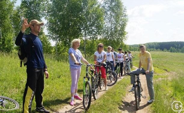 Велопрогулки в Ясной Поляне