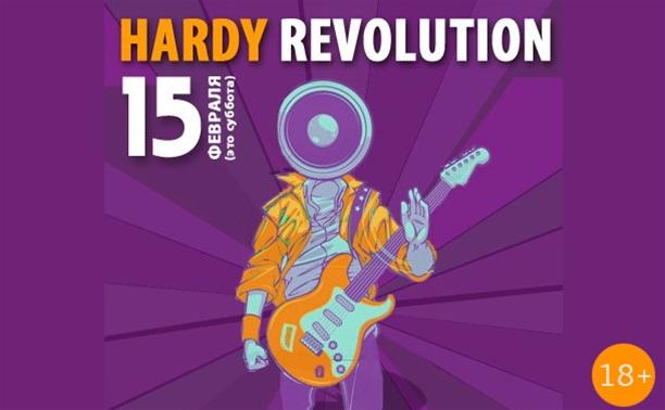Hardy Revolution