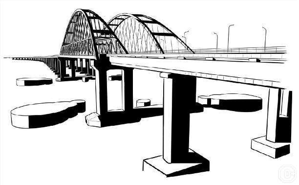 Крымский мост: фантастическая реальность