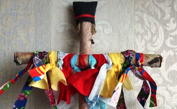 Народная кукла: Кукла-крестец