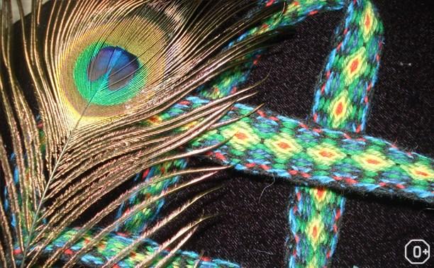 На семи поясах. История и традиции ручного ткачества