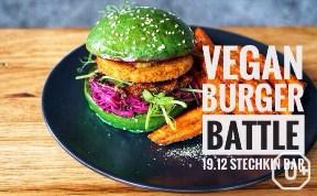 Vegan Burger Battle
