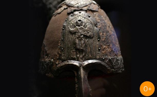 Выставка шлемов