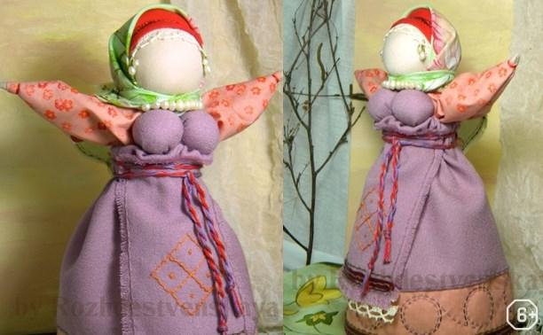 Мастерская народной куклы: Званка-Желанка