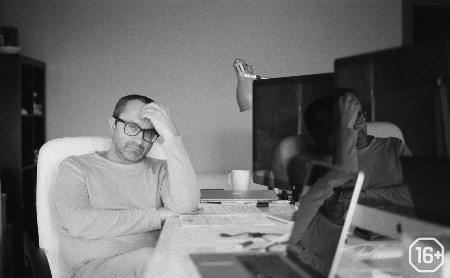 Творческий вечер кинорежиссера Андрея Звягинцева «Сценарии жизни и киносценарии»