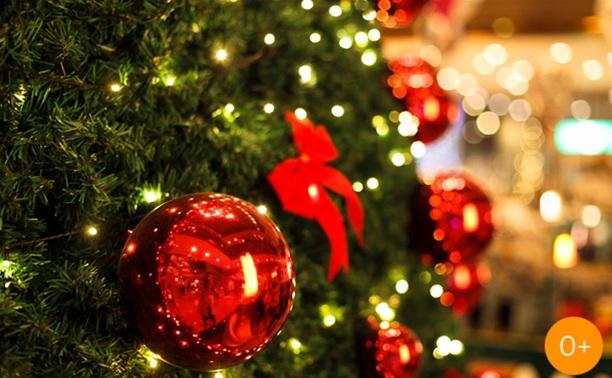 Приключения новогодней елки