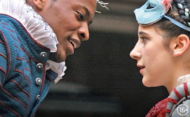 TheatreHD: Globe: Ромео и Джульетта