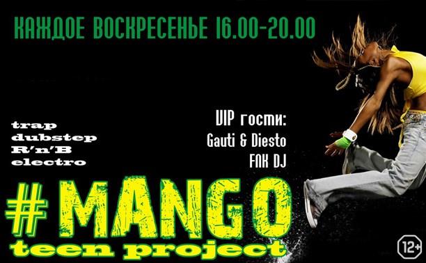 MANGOteen project