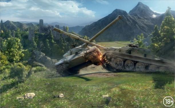 Тестовый стрим World of Tanks