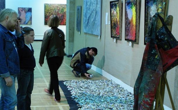 Выставка живописи Сергея Федотова