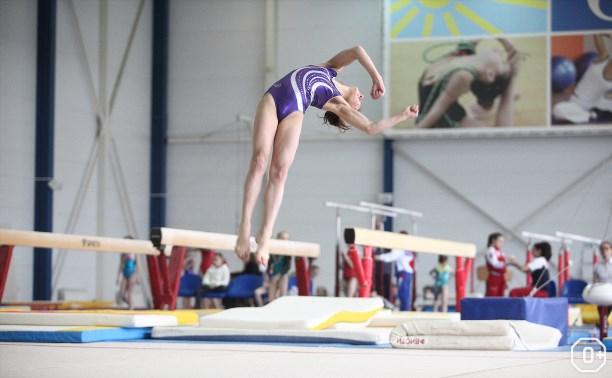Всероссийский турнир по спортивной гимнастике