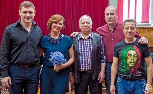 Джаз-квартет Michael Band при участии Светланы Фед