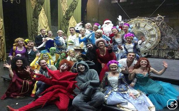 Гала-концерт Белорусского музыкального театра