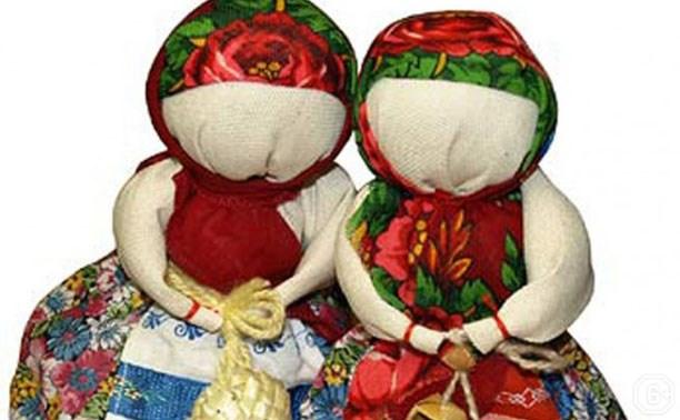 Мастер класс: Куклы наших бабушек. Пасха