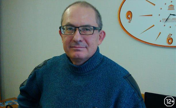 Творческая встреча с писателем Олегом Хафизовым