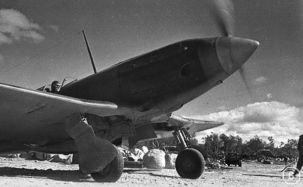 Советская авиация в боях за Тулу