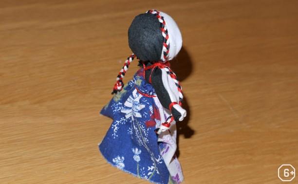 Мастерская народной куклы: День и ночь