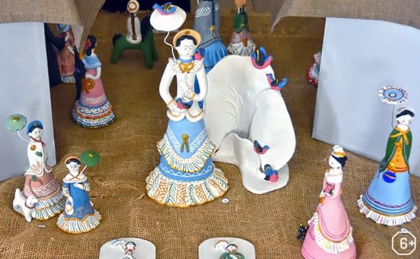Выставка глиняной игрушки «Тульское чудо»
