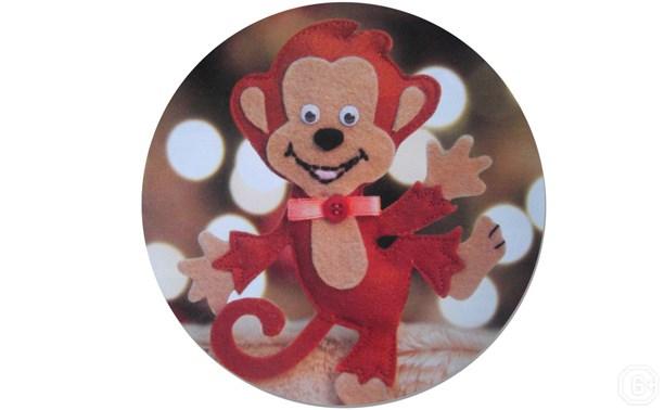Символ года – обезьянка