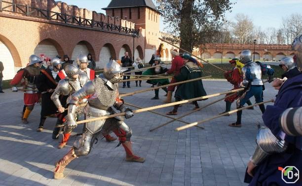 Средневековые маневры в кремле