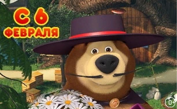 Маша и Медведь: Испанские мотивы