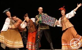 Фольклорный ансамбль «Услада»