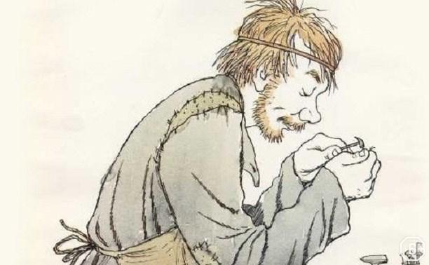 Интерактивное занятие: «Левша» в иллюстрациях Кукрыниксов»