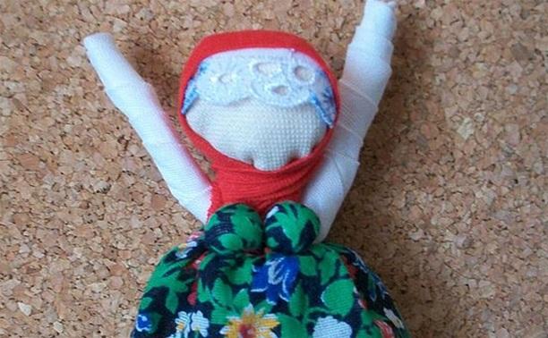 Летняя мастерская народной куклы-закрутки «Благодать»