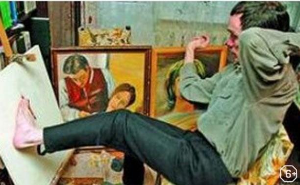 Выставка В. Тарунтаева «Моя жизнь - творчество»
