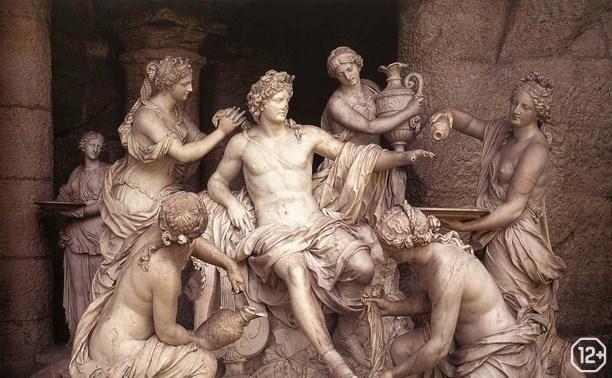 Мифы и герои Древней Греции