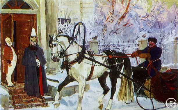 Холстомер. История лошади