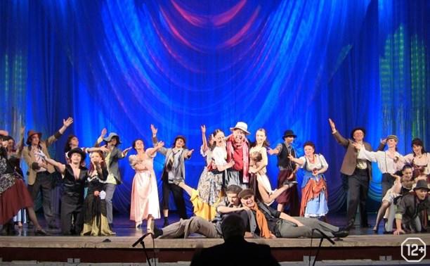 Гастроли Ивановского музыкального театра: Виват, оперетта, Виват!