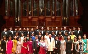 Тайбэйский филармонический камерный хор