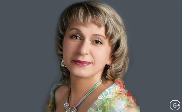 Елена Романова: Дыханье музыки и аромат цветов