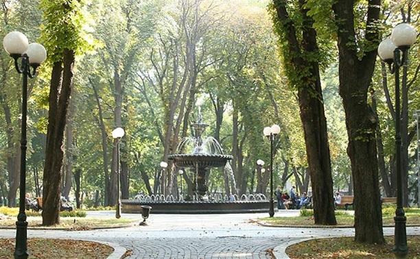 Люблю тебя, мой парк!