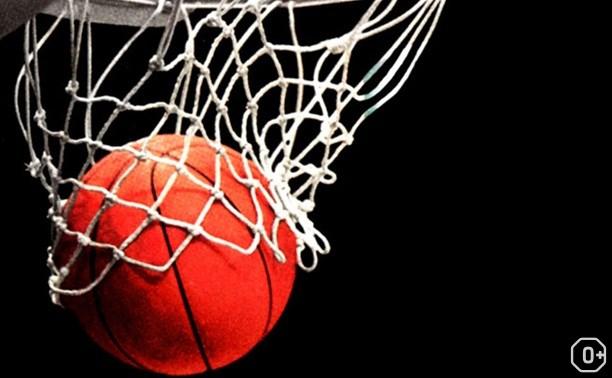 Первенство Тульской области по баскетболу